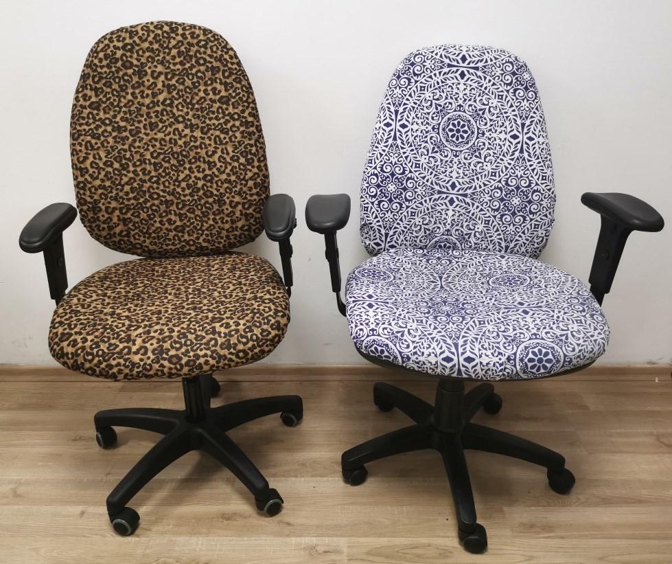ריפוד כיסא משרדי